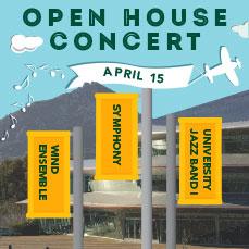Open House Concert