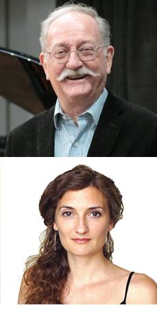 Craig Russell and Kathryn Summersett