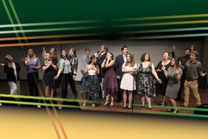members of Student Opera Theatre
