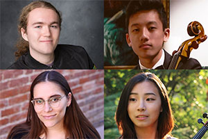 Symphony musicians