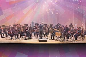 Wind Band musicians